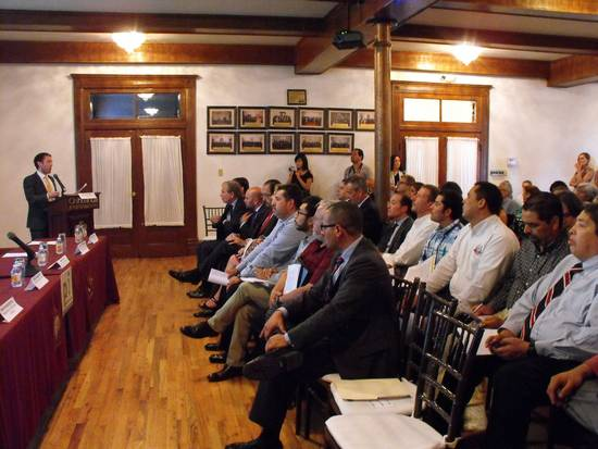 Launch event for PBI's team in northern Mexico