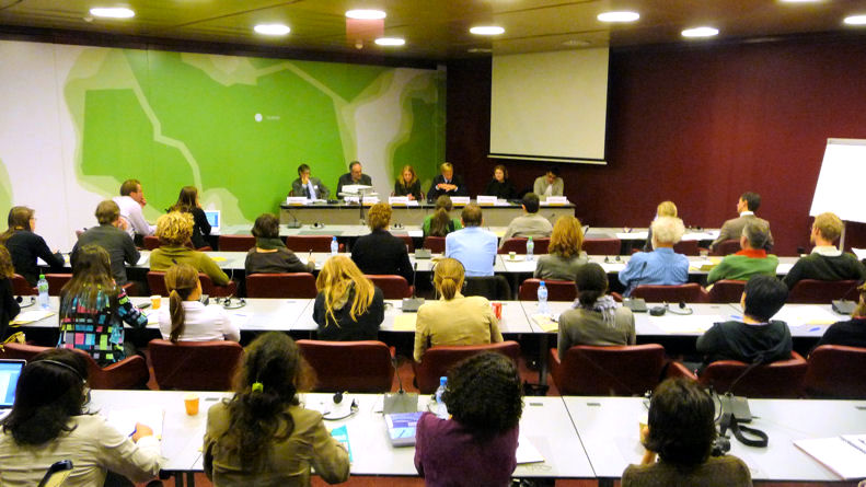 PBI 30th anniversary conference in Geneva, Switzerland